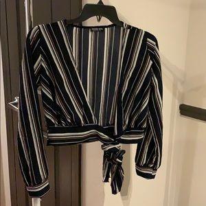 Striped top